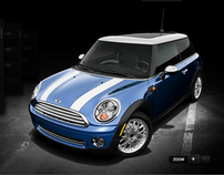 MINI USA Configurator Redesign