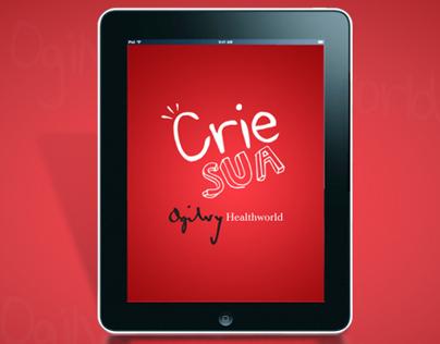 Ogilvy Health wordl Brasil   Ipad App