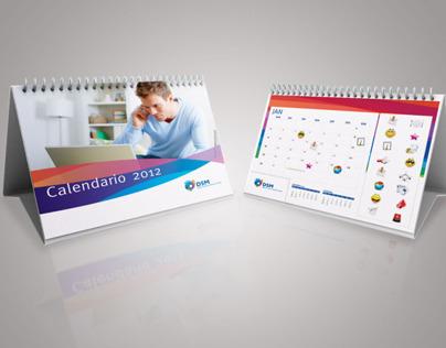 DSM | Calendário