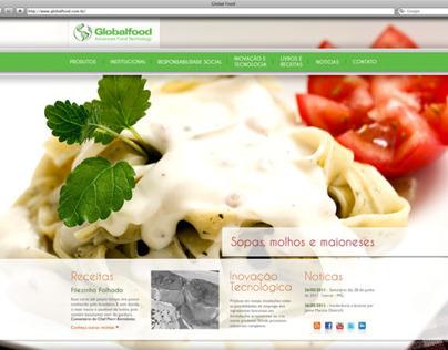 Global Food   Site