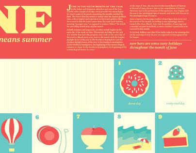 June Means Summer