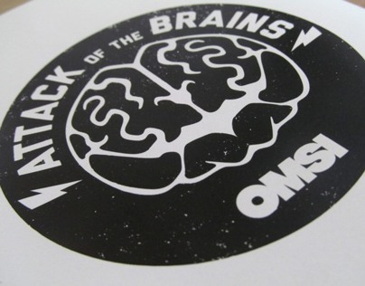 Attack of the Brains, Non-Profit Campaign