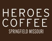 Winner: Tagline Heroes Coffee Cafe