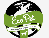 Ecopet Logo Ideas
