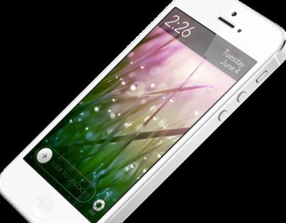 iOS7 Imagined