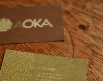 Aoka :: Visual Identity