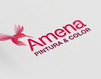 Amena . Pintura & Color