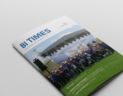 BI TIMES // Corporate magazine of BI GROUP