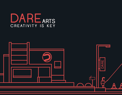 Dare Arts Illustration