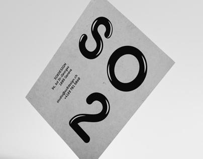 SO2 design promotion cards