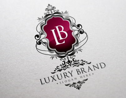 LuxuryBrand - Logo Template