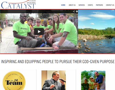 Catalyst Coach Ministries