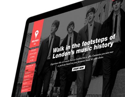 Music Walks x London