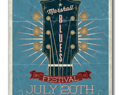 2013 Marshall Blues Festival