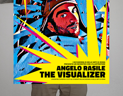 Angelo Rasile / THE VISUALIZER / ABA RM 25.05.2013
