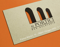Ai Portici - Logotype and Card