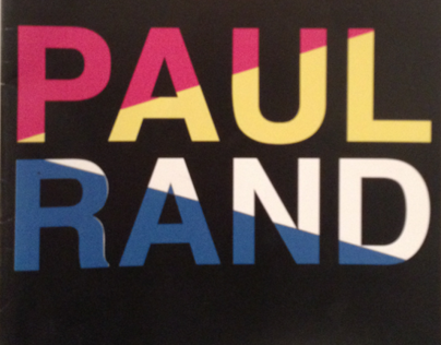 Paul Rand Booklet