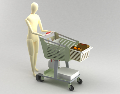 Versatile super market cart