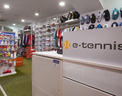 E-TENNIS OUTLET STORE