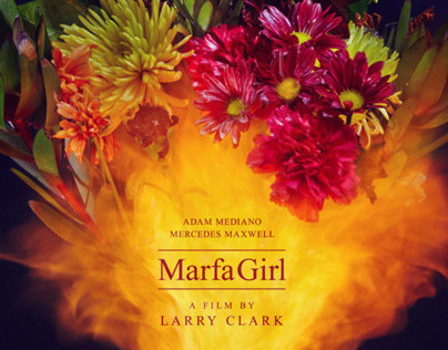 Marfa Girl Movie Poster