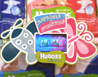 Photoframe | Huggies Active Sec