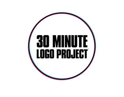 30 Minute Logo Project