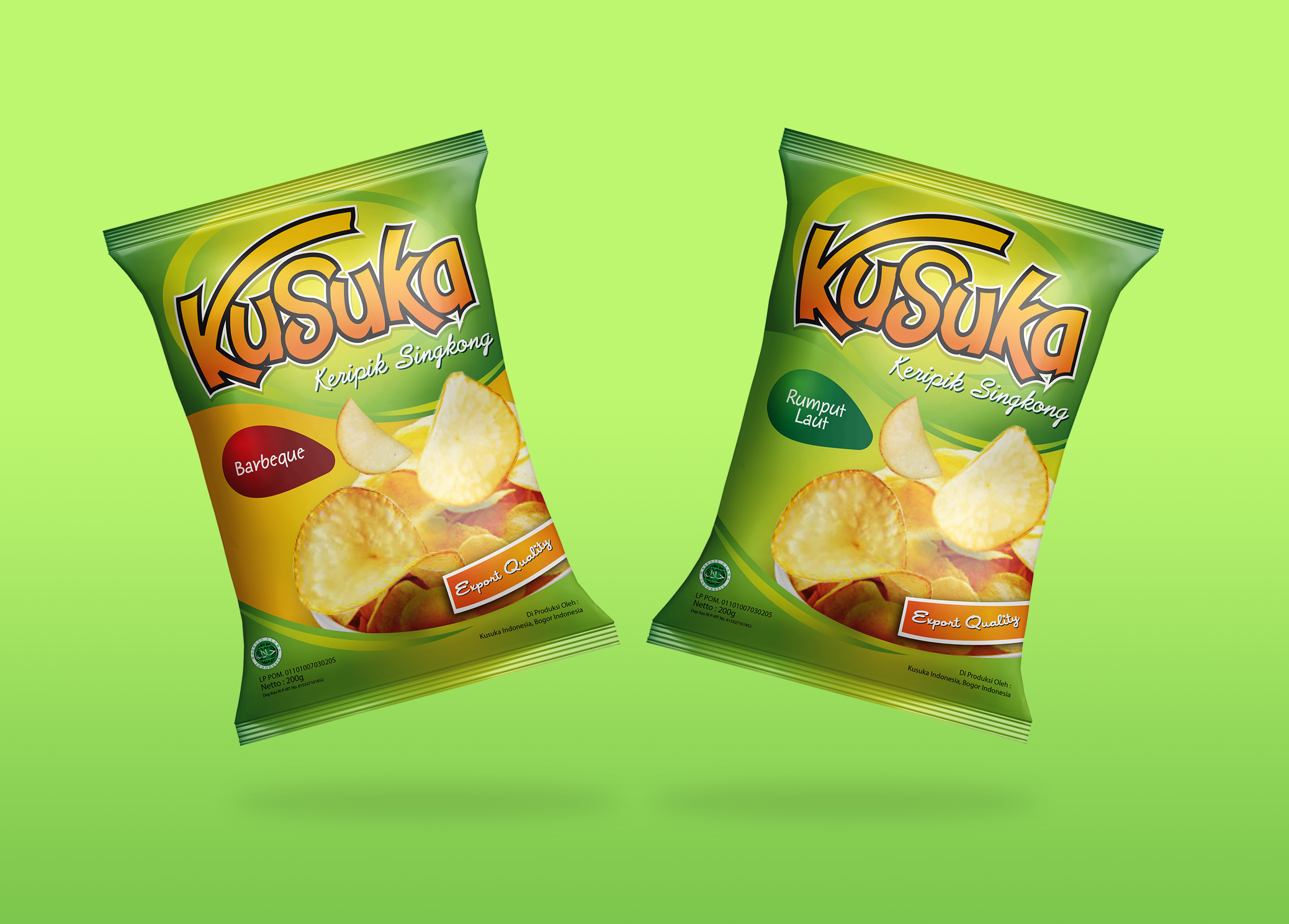 Kusuka (Concept Packaging)