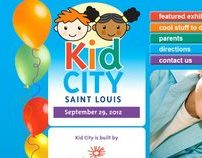 STL Kid City website