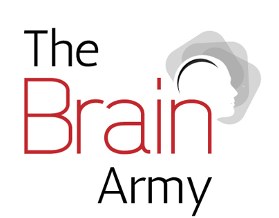 Logo Design : The Brain Army