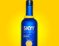 Skyy Vodka Infusions