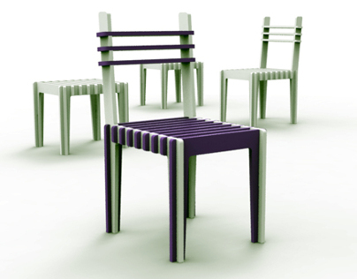 Profile Chair/Stool