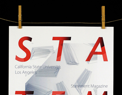 Statement Magazine, Poster