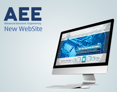 AEE - Advanced Electronic Engineering Website