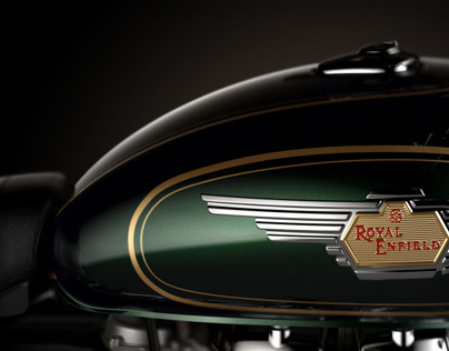 Royal Enfield - Bullet 500