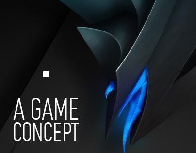 . a game concept