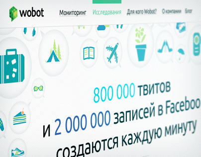 Wobot corporate site