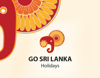 Go Sri Lanka Holidays Brand Development