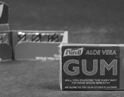 Aloe Gum Package