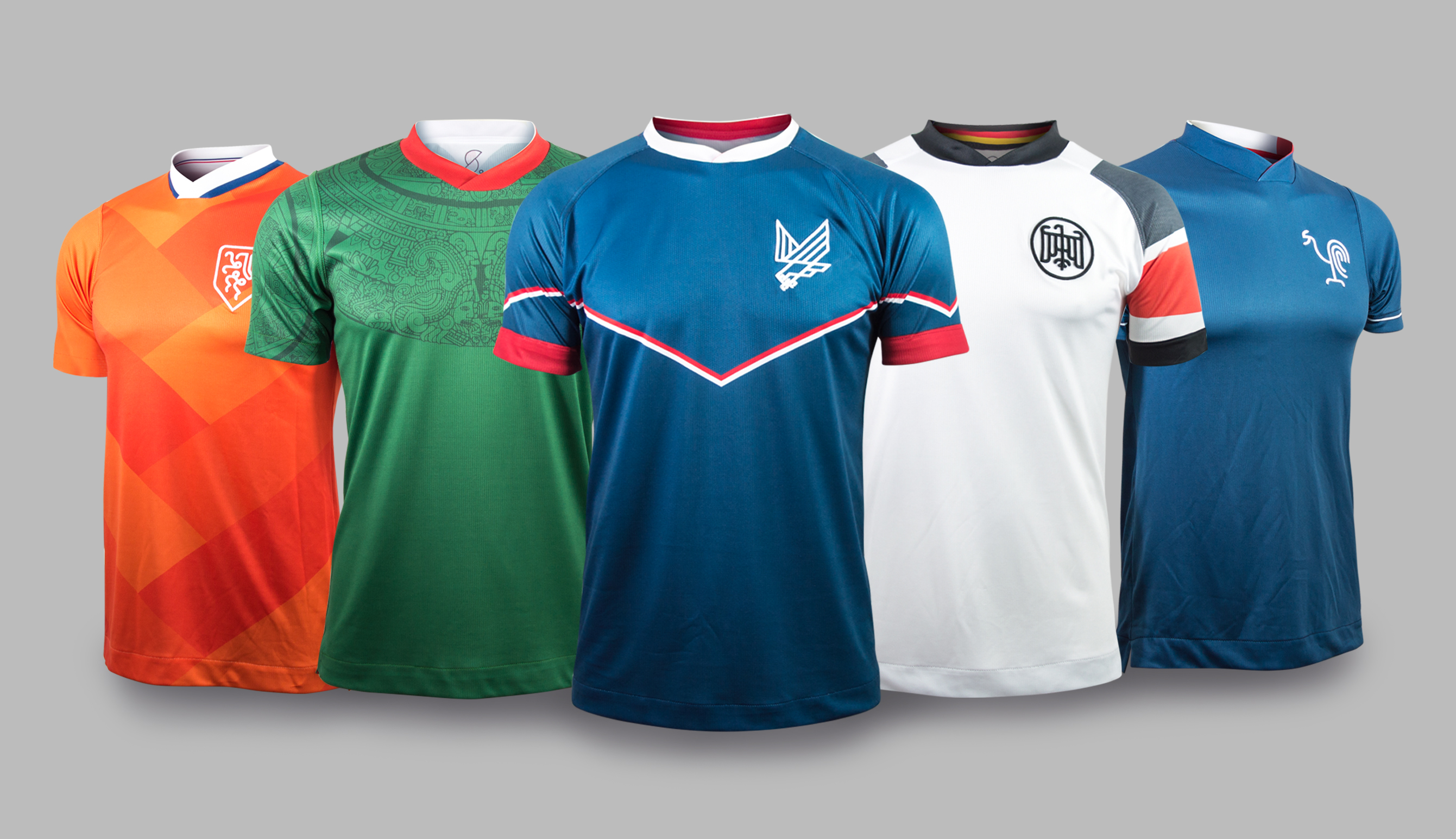 Supporters National Kits