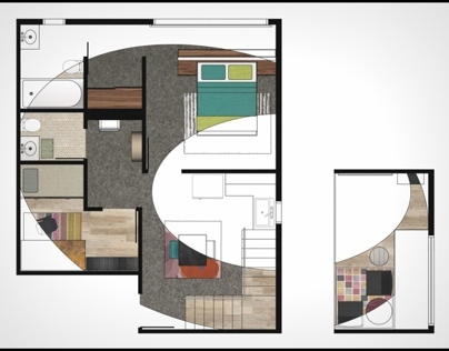 Design Studio 1 : Small Project (50 sq m)