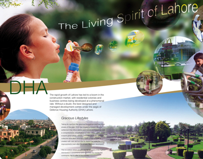 DHA Lahore Corporate Video Profile/Presentation