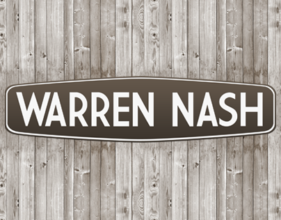 Warren Nash Rebrand (Online Chef)
