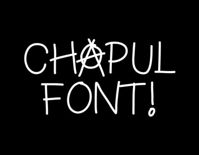 Chapul Font