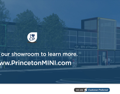 Princeton Mini Customer Preferred TV Spot