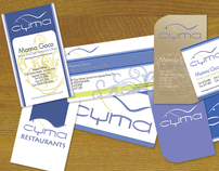 Cyma Business Cards