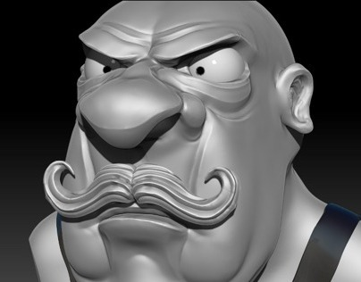 Some Character Modeling
