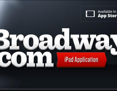 Broadway.com iPad App: Case Study