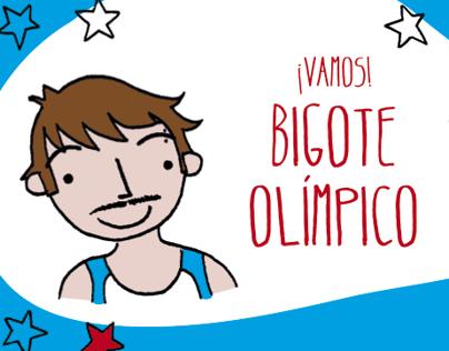 Flipbook Bigote Olímpico