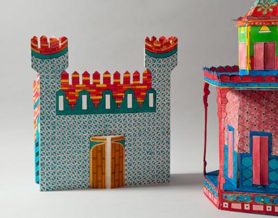 Three-Dimensional Castle