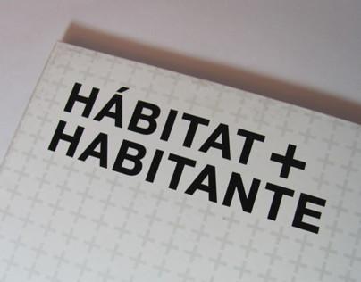 Habitat + Habitante Photobook